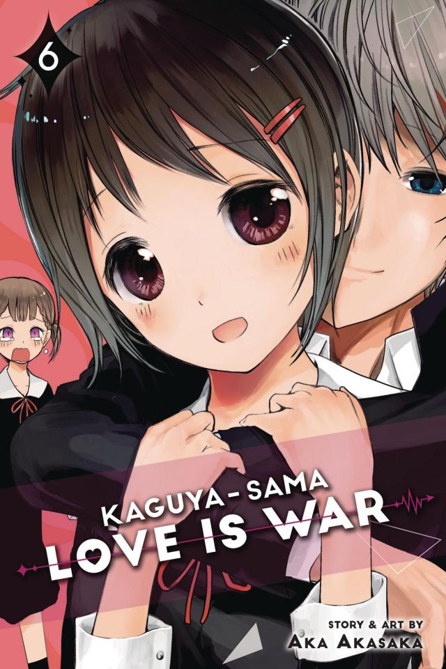 Kaguya Sama: Love Is War Vol. 6
