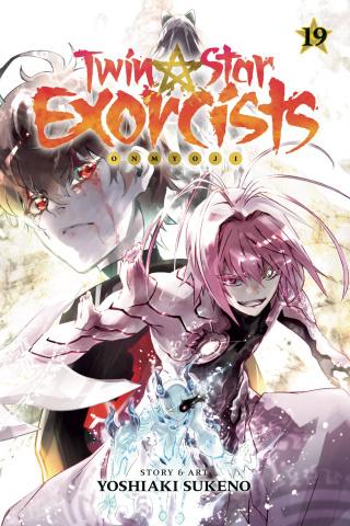 Twin Star Exorcists: Onmyoji Vol. 19