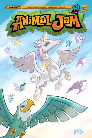 Animal Jam #3 (Fleecs Cover)