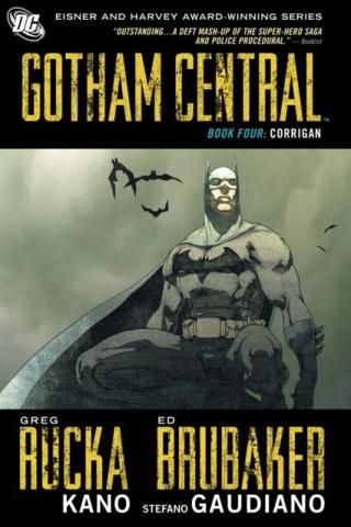 Gotham Central Book. 4: Corrigan