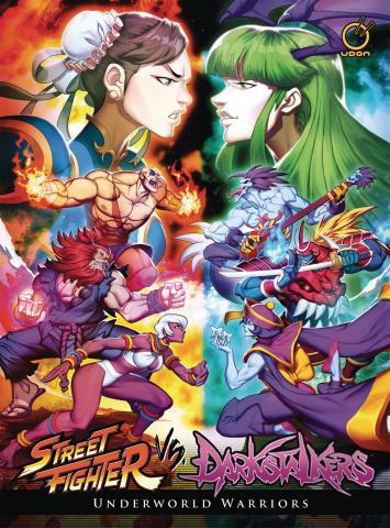 Street Fighter vs. Darkstalkers: Underworld Warriors