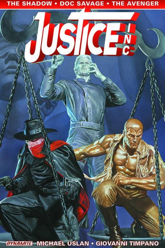 Justice, Inc. Vol. 1