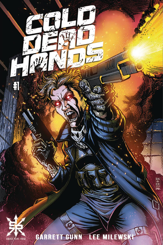 Cold Dead Hands #1 (5 Copy Robertson Cover)