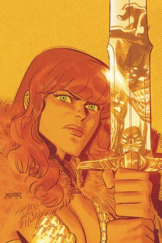 Vampirella / Red Sonja #8 (20 Copy Romero Virgin Cover)
