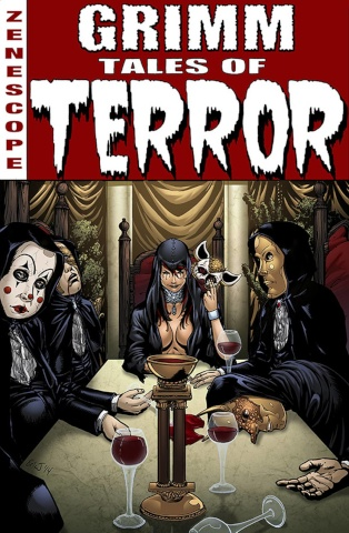 Grimm Fairy Tales: Grimm Tales of Terror #4 (Eric J Cover)