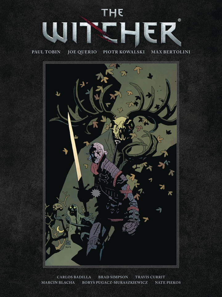 The Witcher (Library Edition)