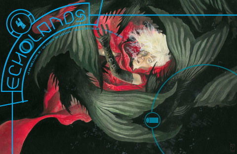 Echolands #4 (Williams III Cover)