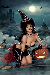 Grimm Fairy Tales 2017 Halloween (Meloni Cover)