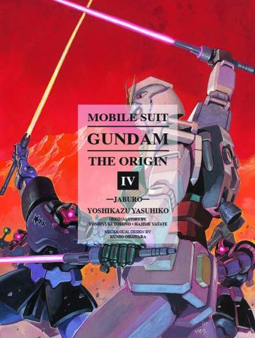 Mobile Suit Gundam: The Origin Vol. 4: Jaburo