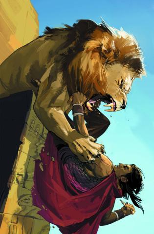Conan the Avenger #4