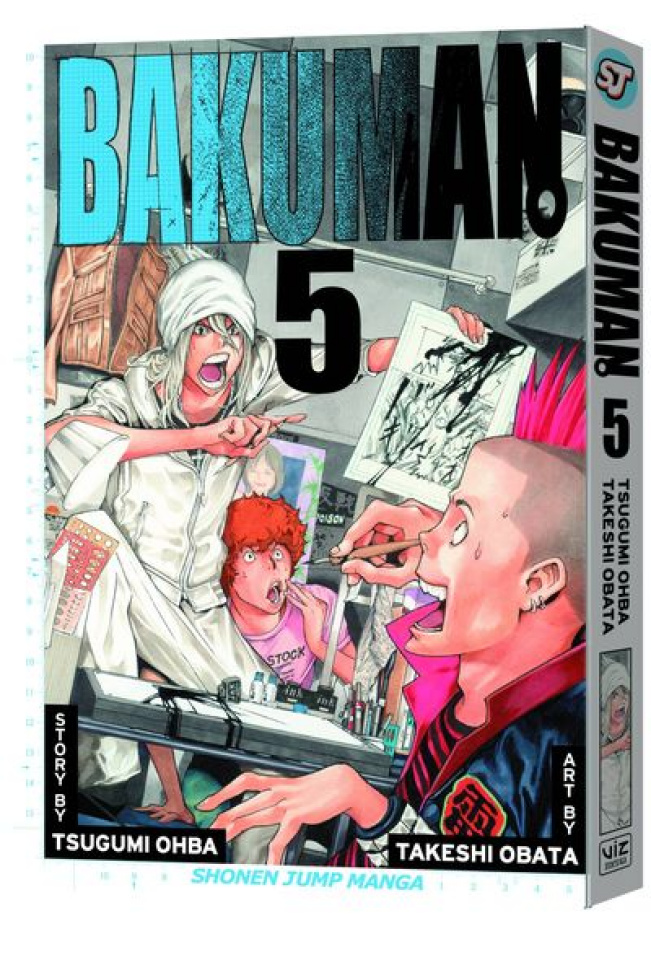 Bakuman Vol. 5