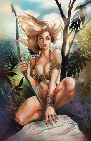 Robyn Hood: The Hunt #6 (Delara Cover)