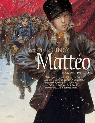 Mattéo Vol. 2: 1917-1918