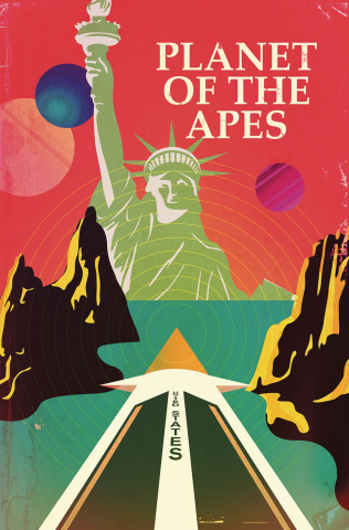 The Planet of the Apes: Ursus #1 (Subscription Carey Cover)