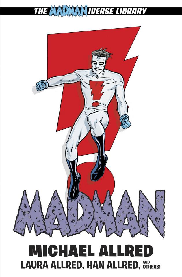 Madman Vol. 2 (Library Edition)
