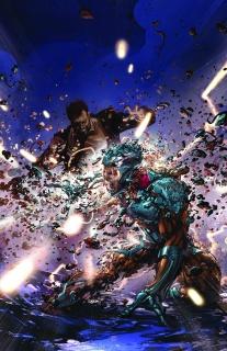 X-O Manowar #19 (Crain Cover)