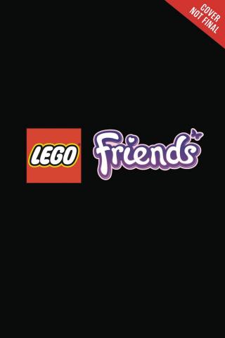 Lego: Friends Vol. 4: Seaside Stories
