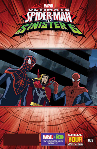 Marvel Universe: Ultimate Spider-Man vs. The Sinister 6 #3