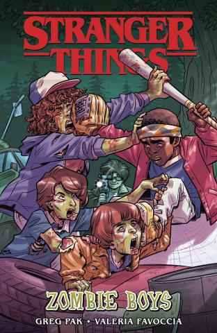 Stranger Things: Zombie Boys Vol. 1