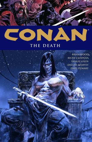 Conan Vol. 14: The Death