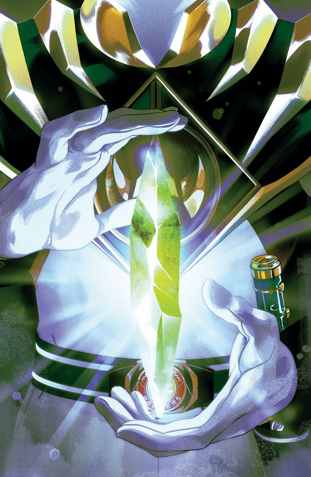 Mighty Morphin' Power Rangers #25 (One Per Store Cover)