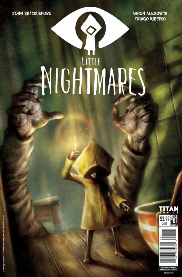 Little Nightmares #1 (Percival Cover)