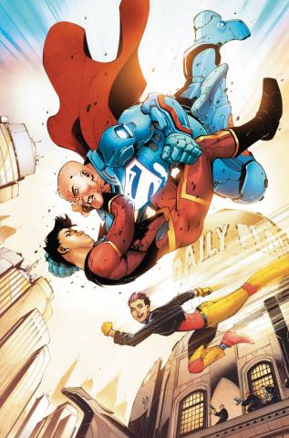New Super-Man #9