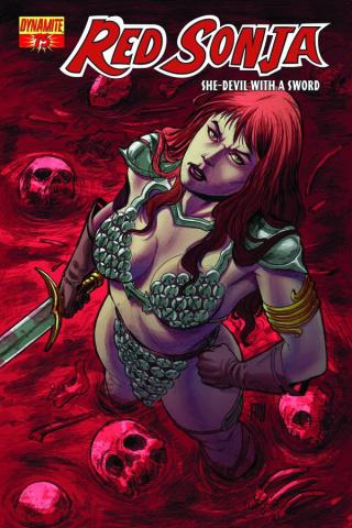 Red Sonja #75 (Geovani Cover)