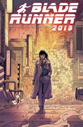 Blade Runner 2019 #12 (Guinaldo Cover)