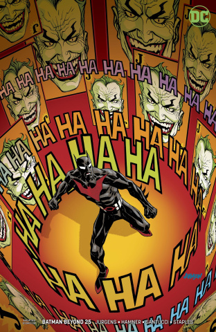 Batman Beyond #25 (Variant Cover)