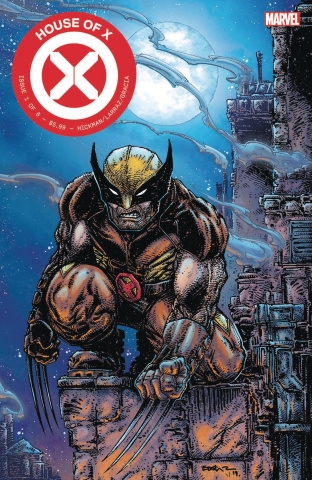 House of X #1 (Eastman Cover)