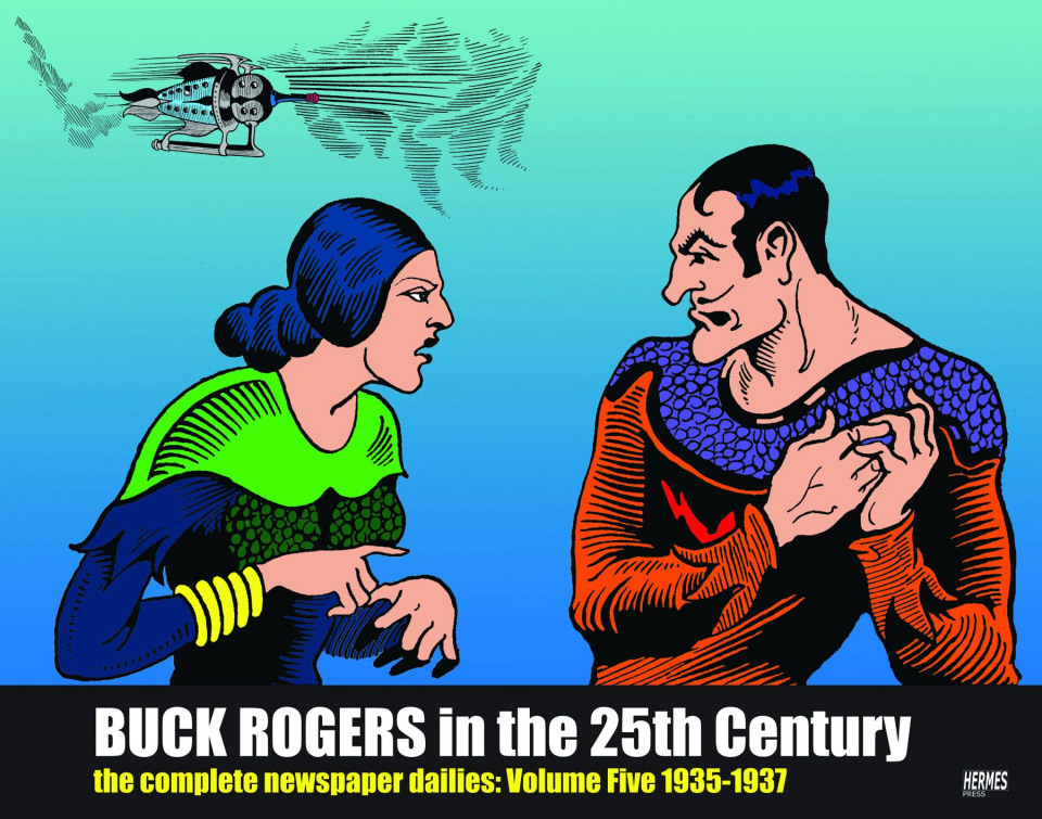 Buck Rogers in the 25th Century Vol. 5: The Complete Newspaper Dailies, 1935-1936