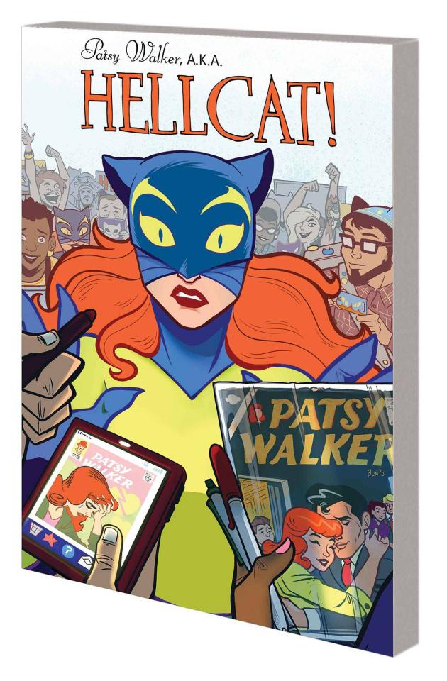 Patsy Walker, a.k.a. Hellcat Vol. 1: Hooked on a Feline