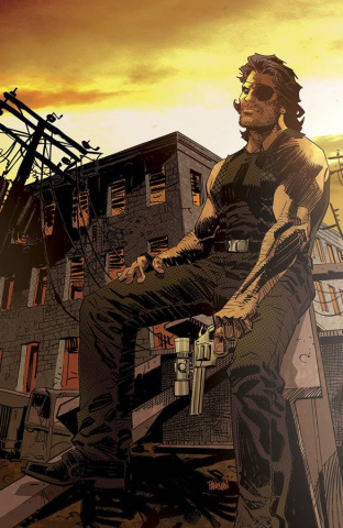 Escape From New York #2 (Panosian Cover)