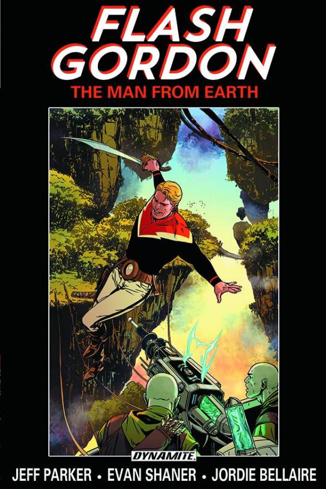 Flash Gordon Vol. 1: The Man From Earth