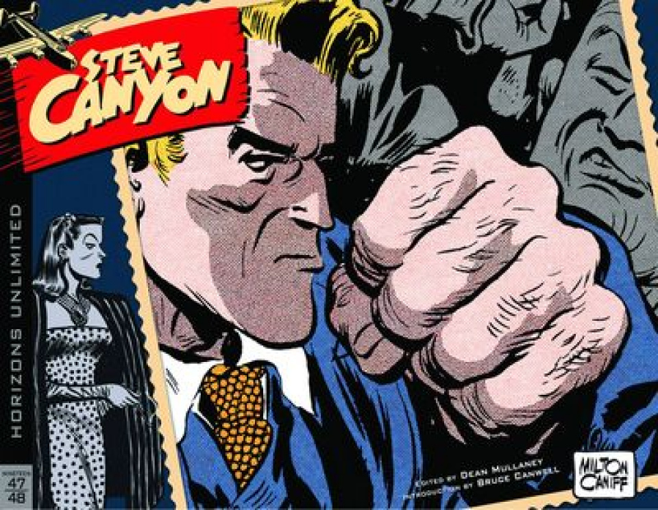 Steve Canyon Vol. 1: 1947-1948