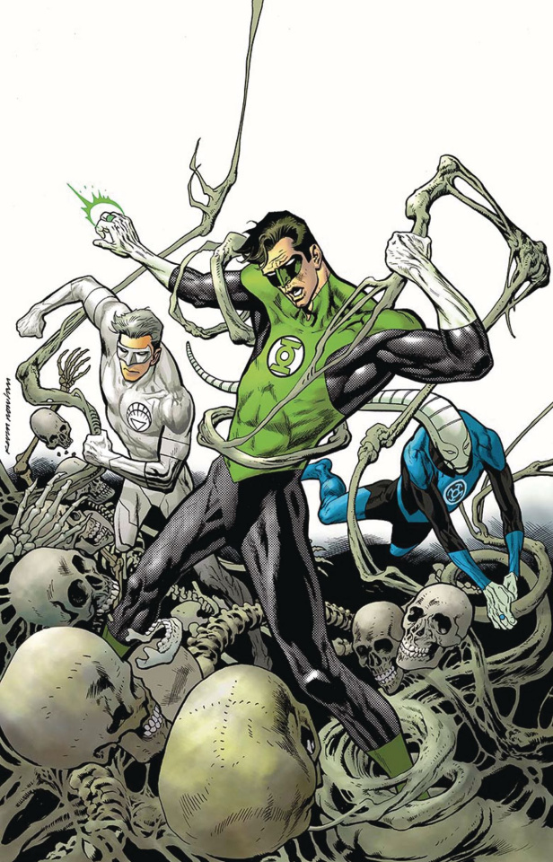 Hal Jordan and The Green Lantern Corps #15 (Variant Cover)