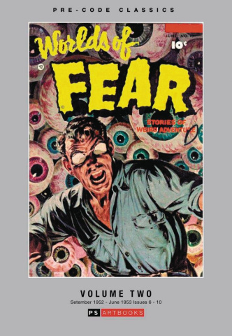 Worlds of Fear Vol. 2
