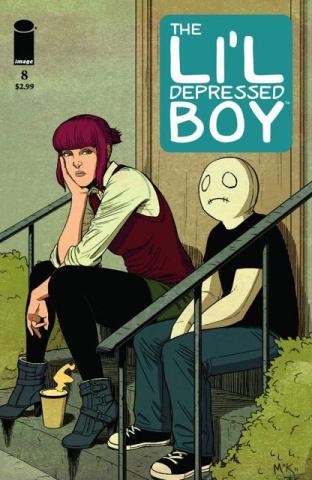 The Li'l Depressed Boy #8