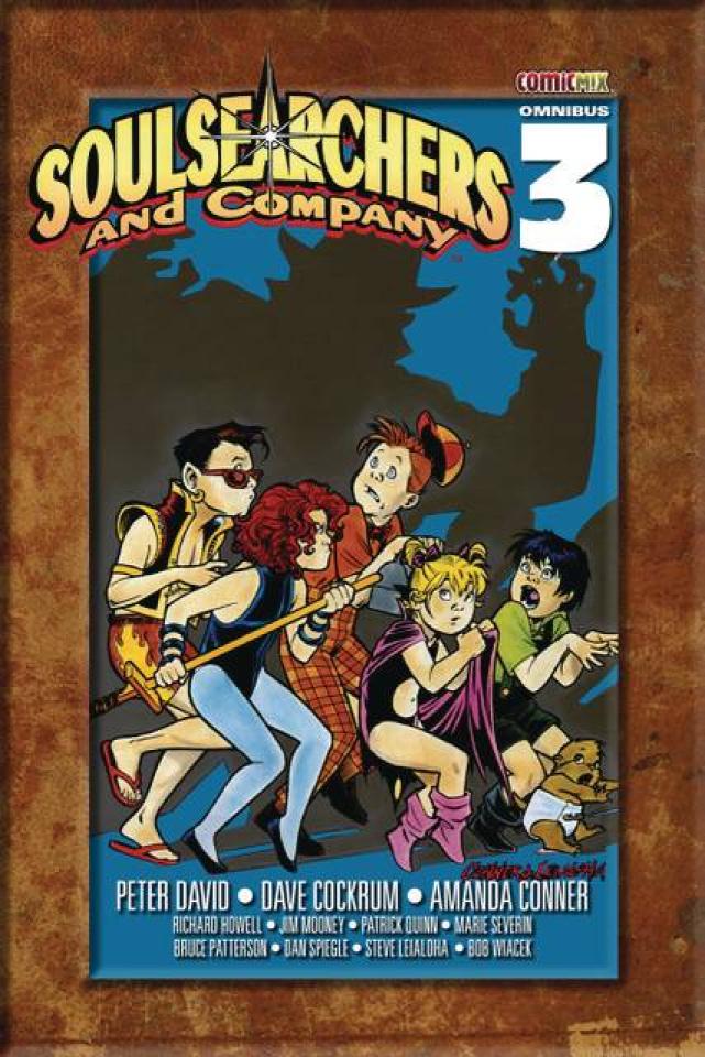 Soulsearchers and Company Vol. 3 (Omnibus)