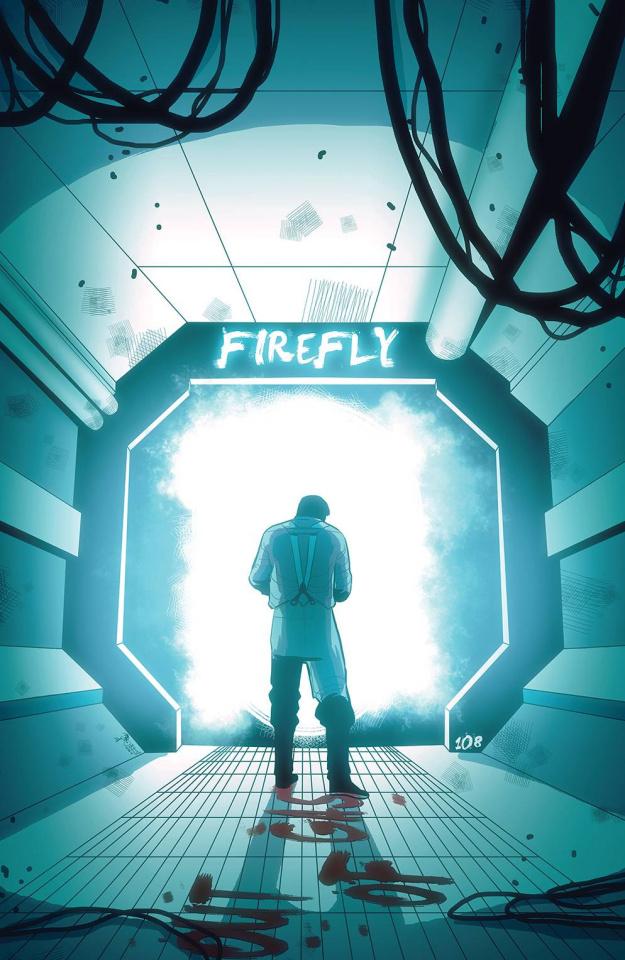 Firefly #20 (Kambadais Cover)