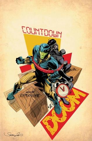 X-O Manowar #45 (Mooney Cover)