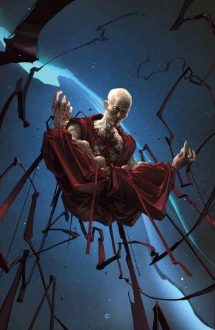 Harbinger: Bleeding Monk #0.2014 (Crain Cover)