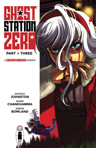 Ghost Station Zero #3 (Chankhamma Cover)