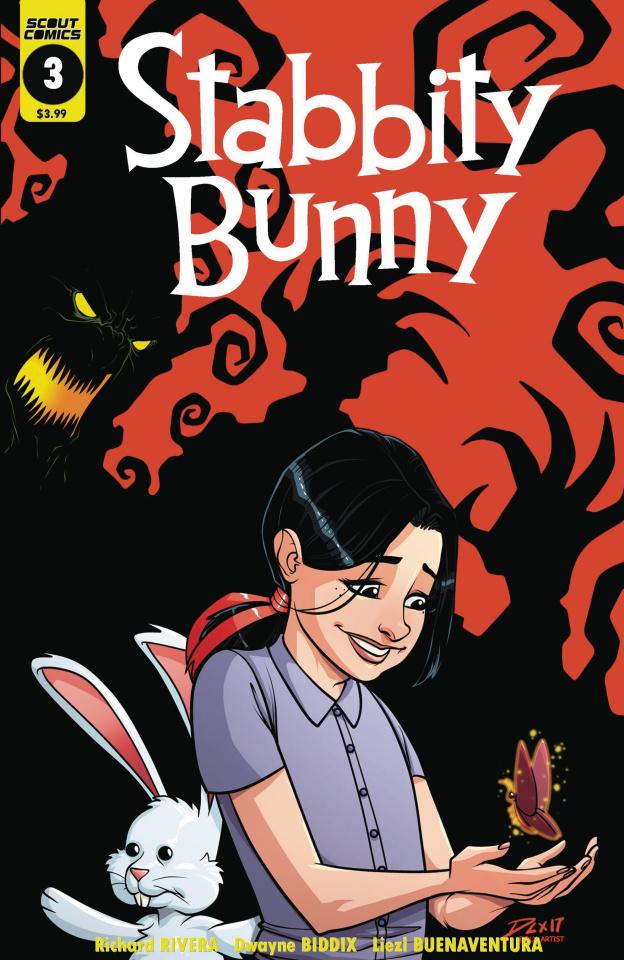 Stabbity Bunny #3