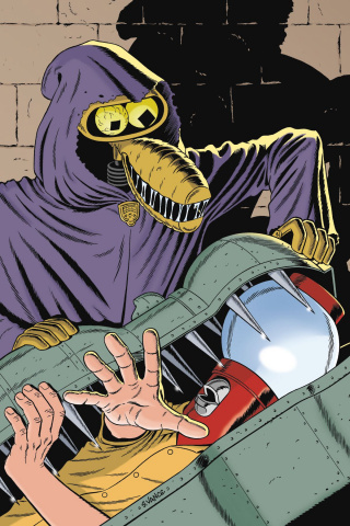 Mystery Science Theater 3000 #5 (Vance Cover)