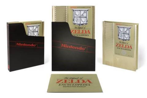 The Legend of Zelda Encyclopedia (Deluxe Edition)