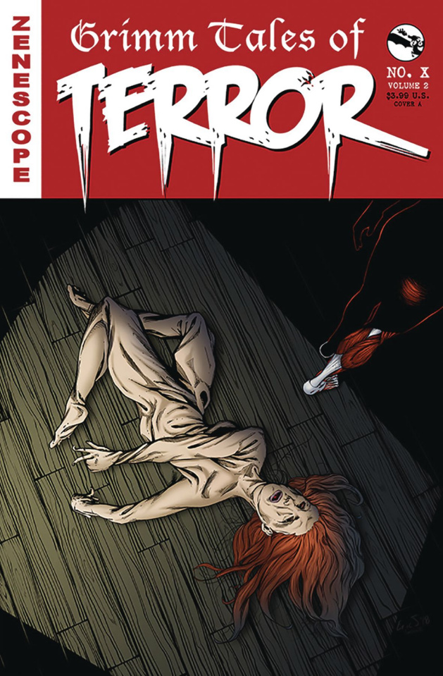 Grimm Tales of Terror #11 (Eric J Cover)