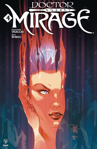 Doctor Mirage #4 (Tan Cover)