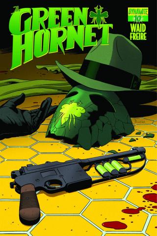 The Green Hornet #10